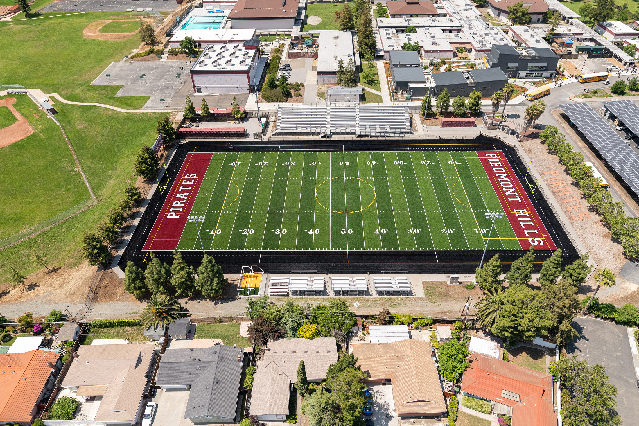 Piedmont Hills Synthetic Turf